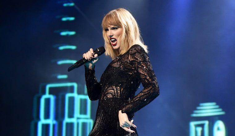 Taylor Swift's Pre Super Bowl