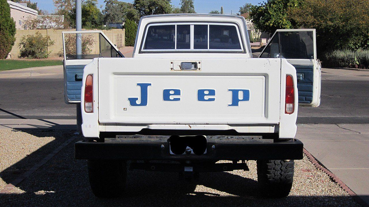 1978 Jeep J20 For Sale Near Glendale Arizona 85308 Classics On Autotrader Jeep Jeep Jeep Truck Jeep Wrangler For Sale