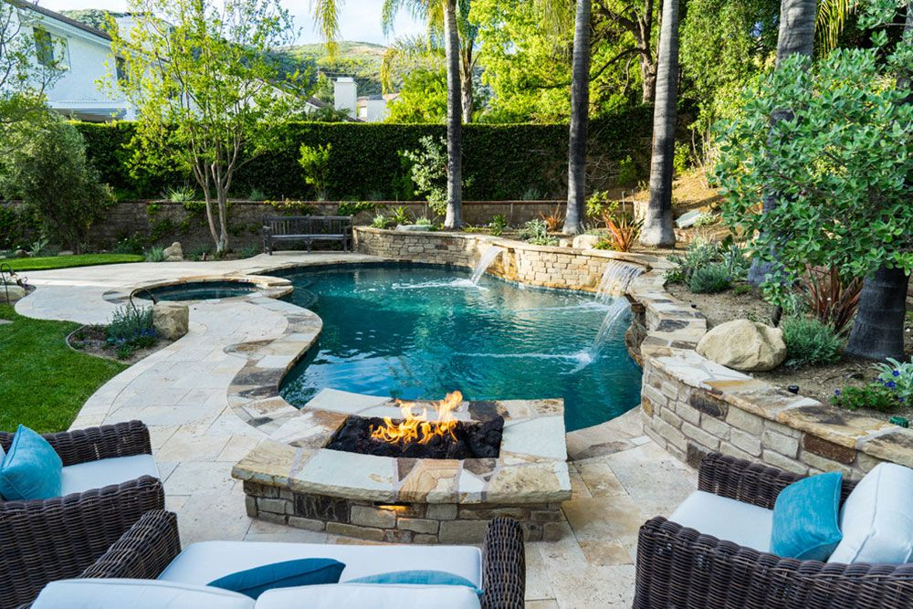 How Much Value Does A Pool Add To A Home Swimming Pools Backyard Pool Designs Swimming Pool Designs