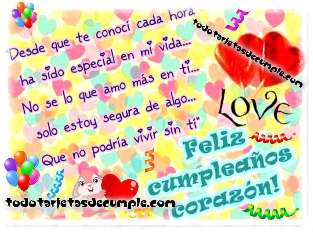 Postales Virtuales con Felicitaciones de Cumpleaños para amigo ...