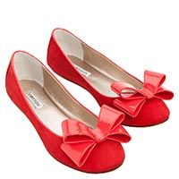 essential bow flats