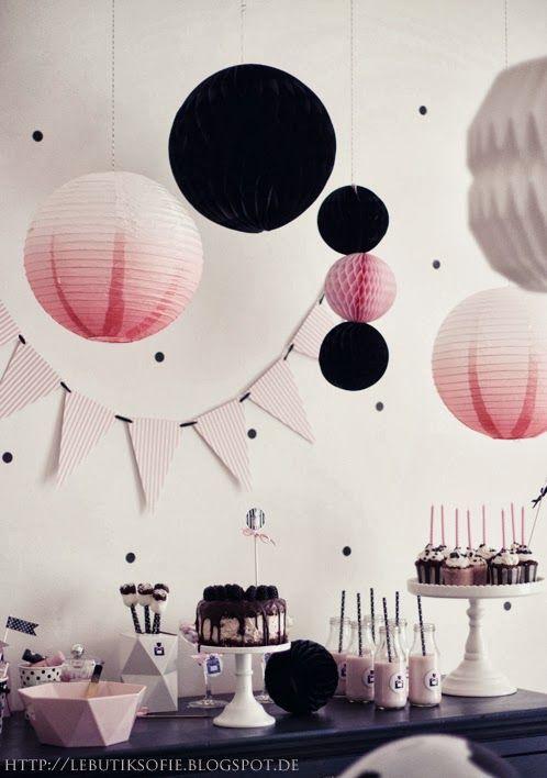 Miss Beauty Party Geburtstag Feiern Ideen Erster Geburtstag
