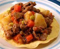 Picadillo de carne un clsico de la cocina mexicana recipe sick food my favorite mexican dish sorry recipe is in spanish p picadillo de carne forumfinder Gallery