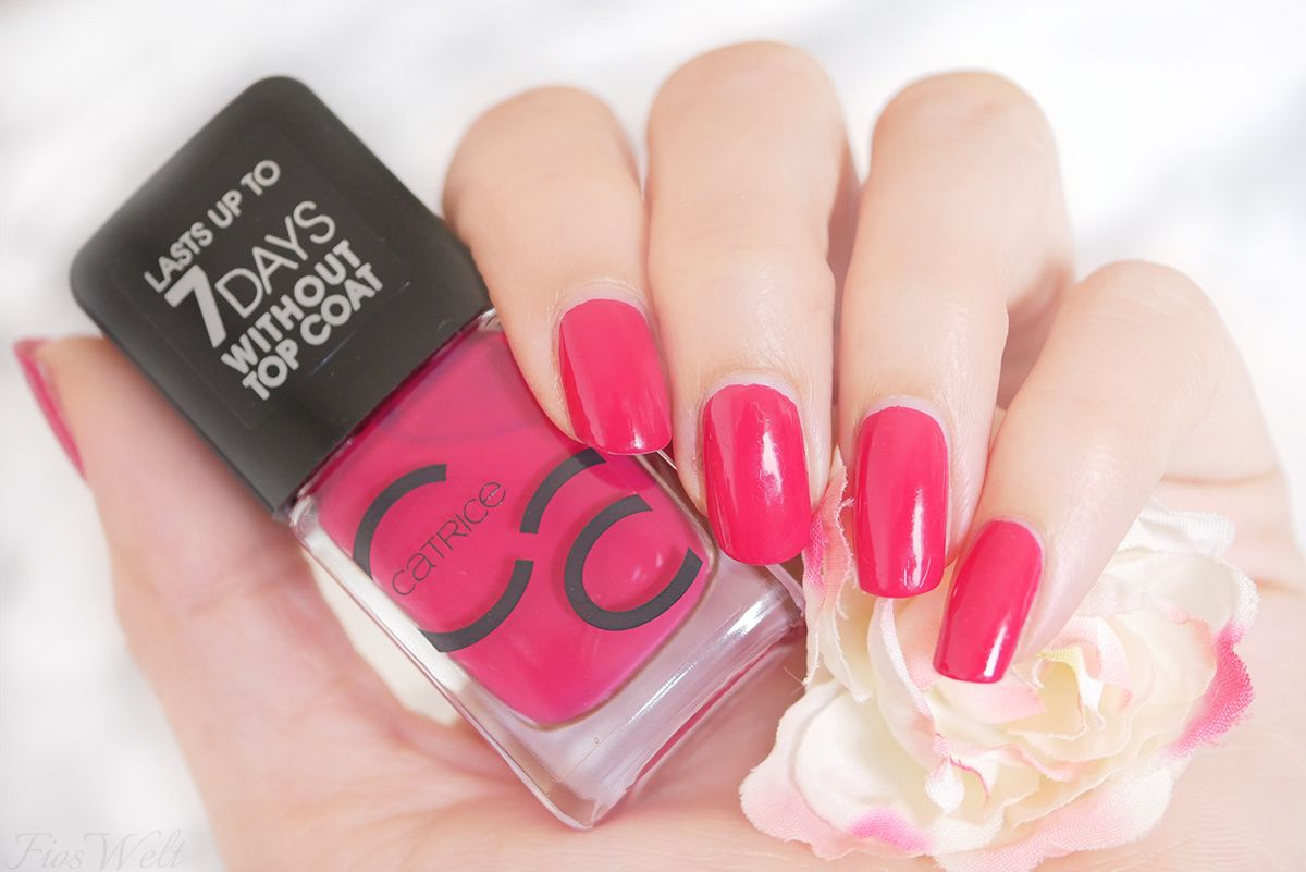 ICONails - 33 Pink Outside The Box Meine derzeitige ...