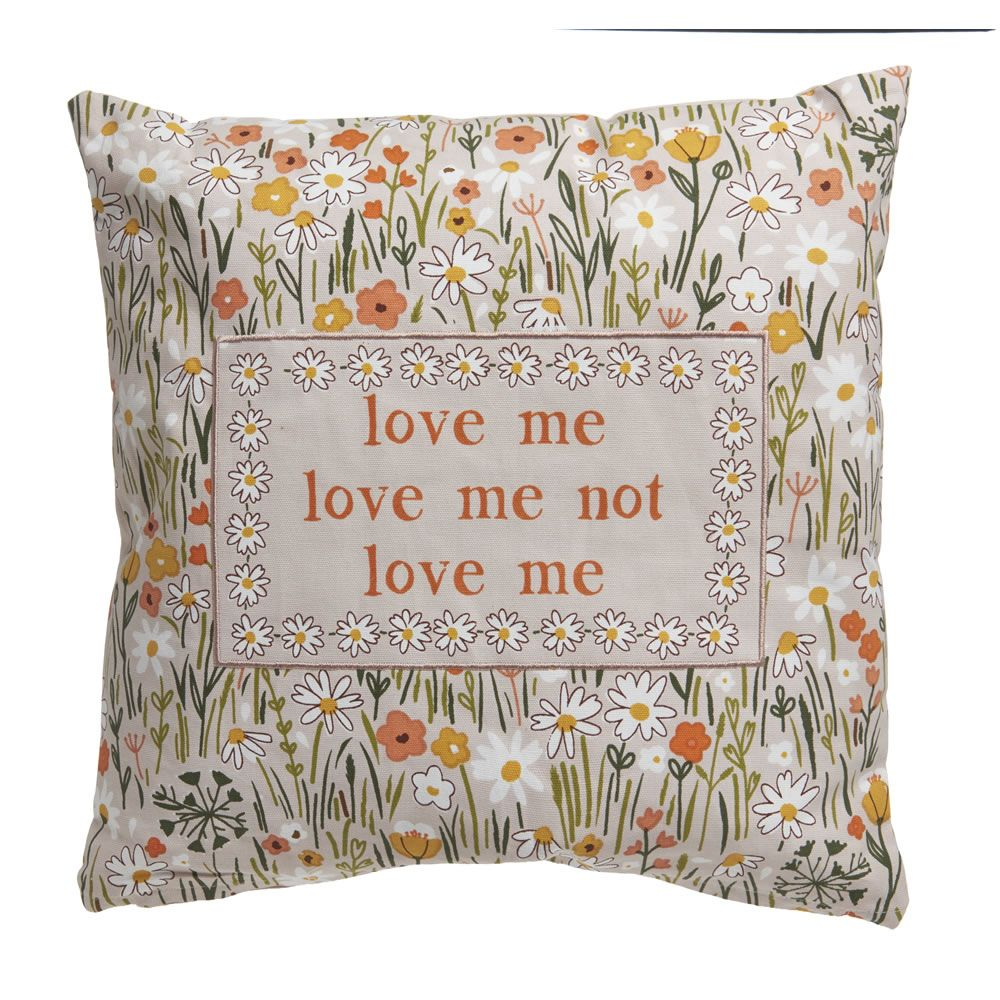 Wilko Meadow Floral Cushion 43x43cm (With images) Floral