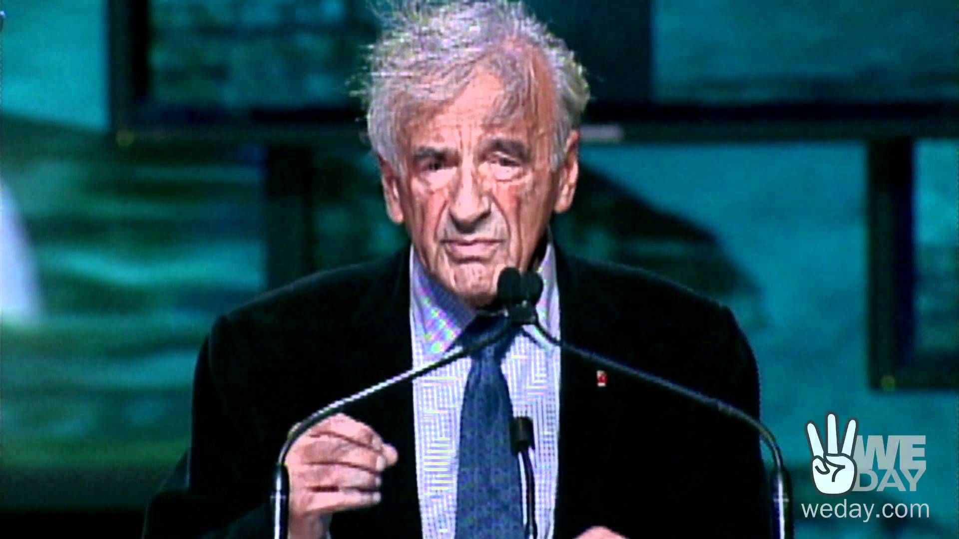 Elie Wiesel On Hope Compassion And The Power Of Youth