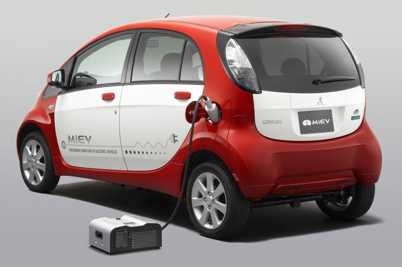 MiEV power BOX