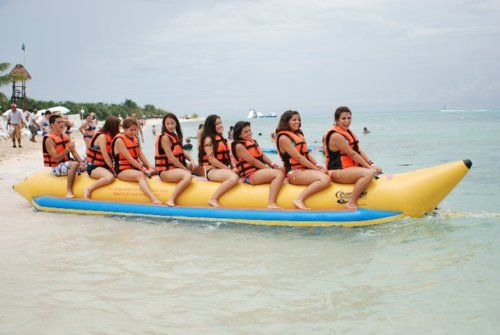 Banana Boat 3 3 This Is So Much Fun Frightening When You Re In The Front D Totally Worth Tho D Boating Photos Vacation Summer Bucket Lists