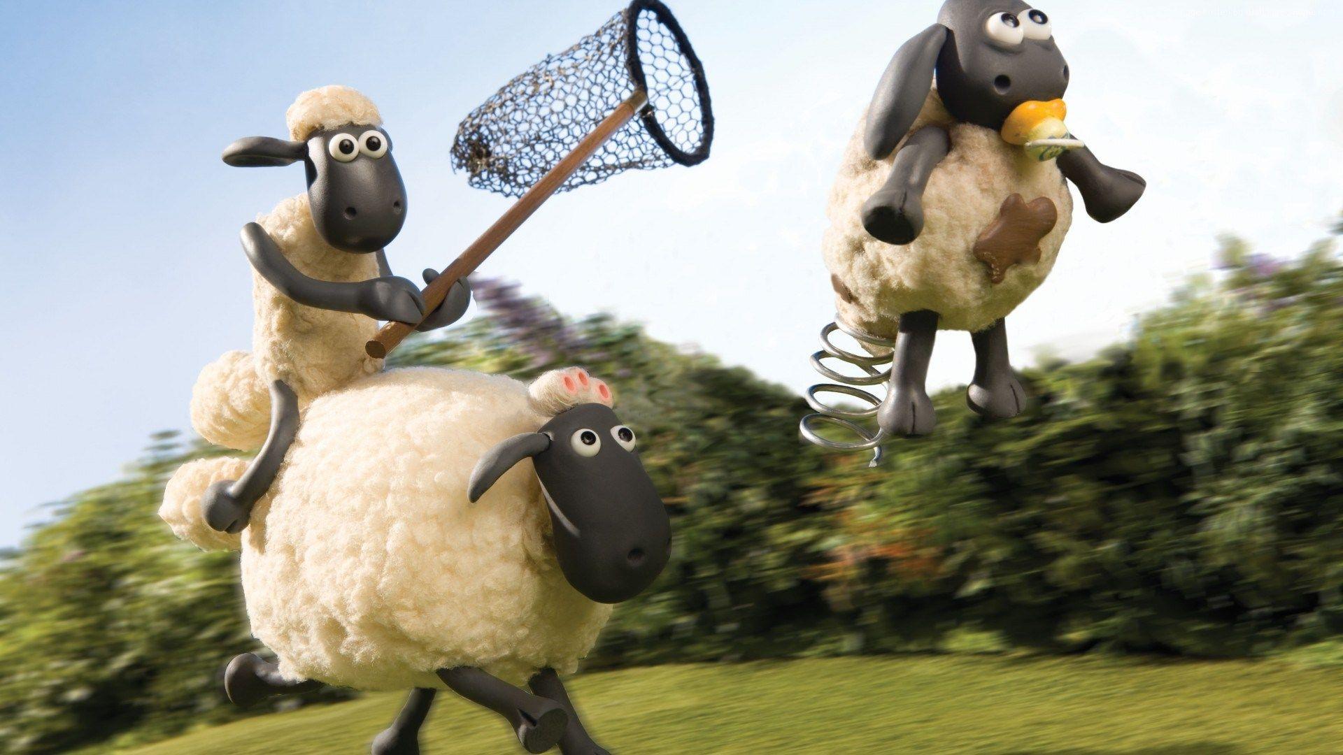 Shaun The Sheep Movie Wallpaper Movies