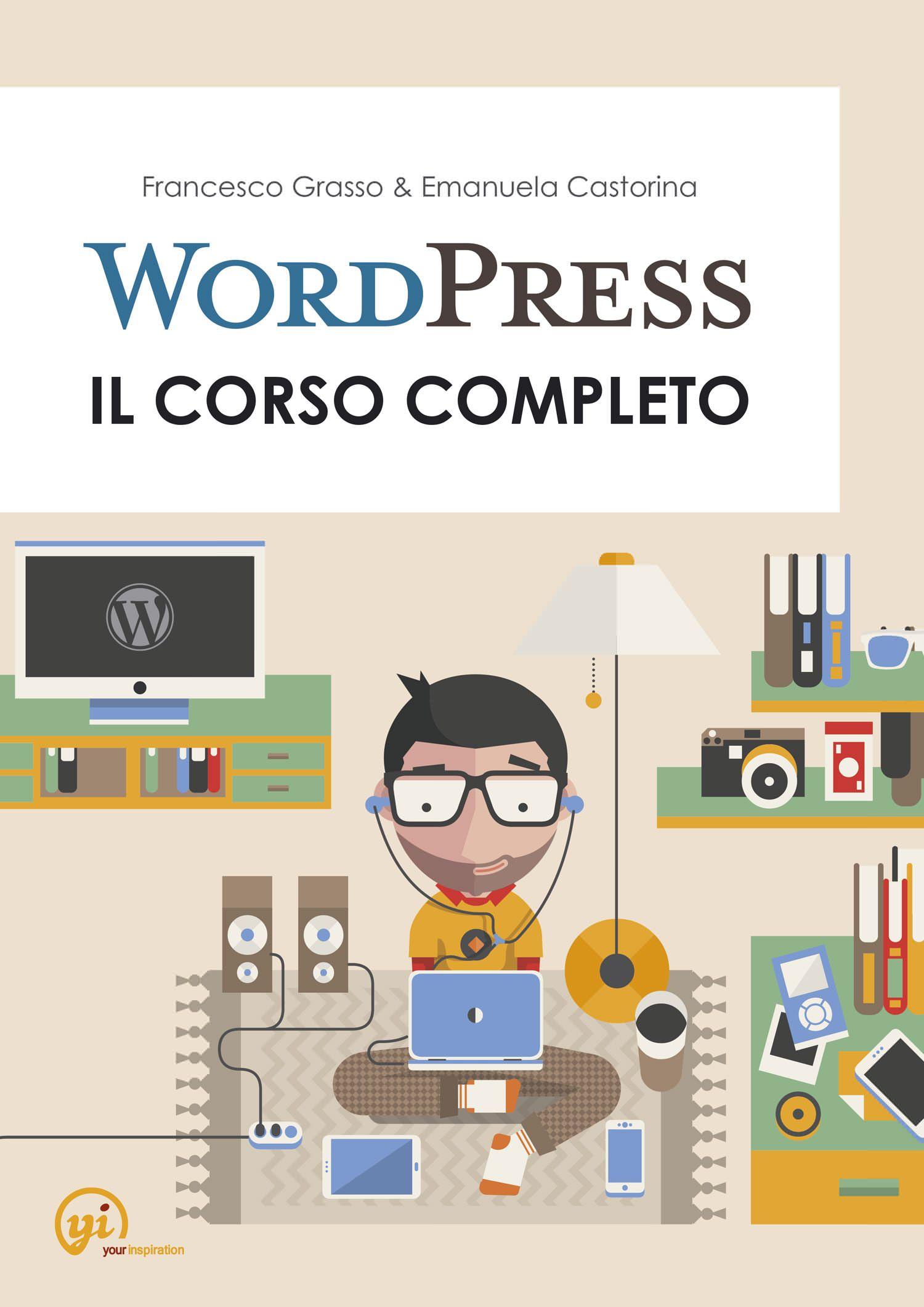 Corso WordPress completo Wordpress, Tema, Libri
