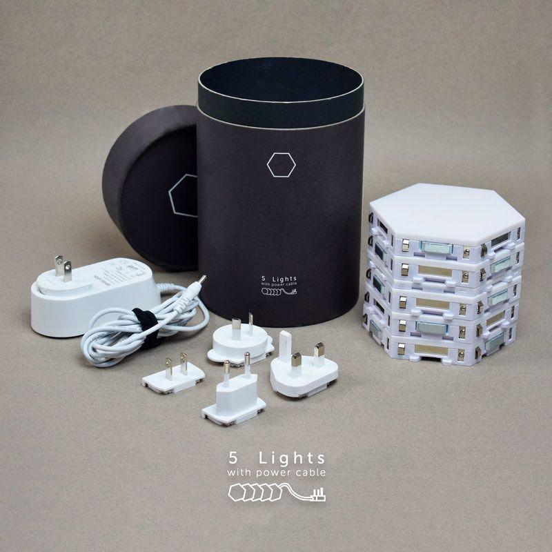 Touch Sensitive Led Lamp Led Hexagon Lights