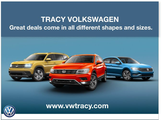 Tracy Volkswagen Spring Sales Event in the month of May