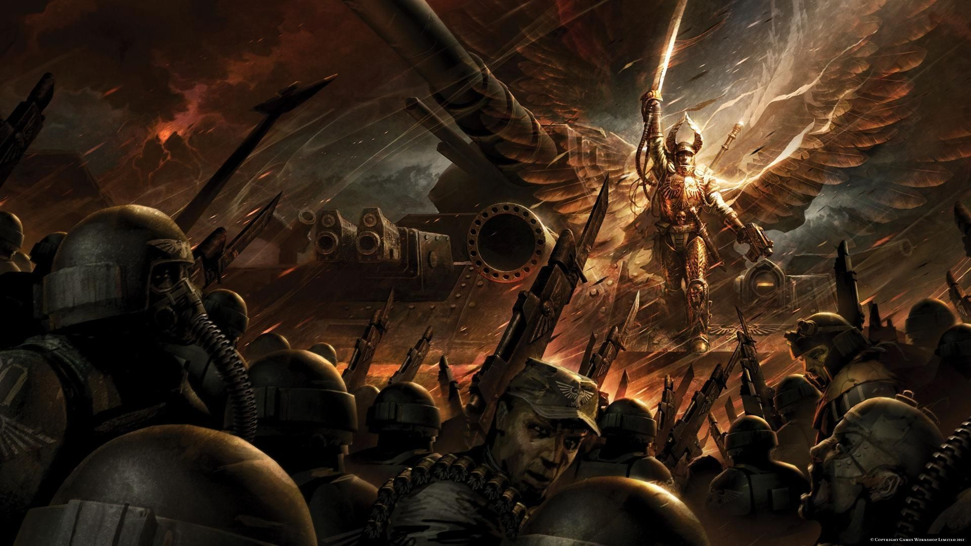 10 Top Warhammer 40k Desktop Wallpaper Full Hd 1920 1080 For Pc Desktop Warhammer 40k Artwork Warhammer 40k Warhammer