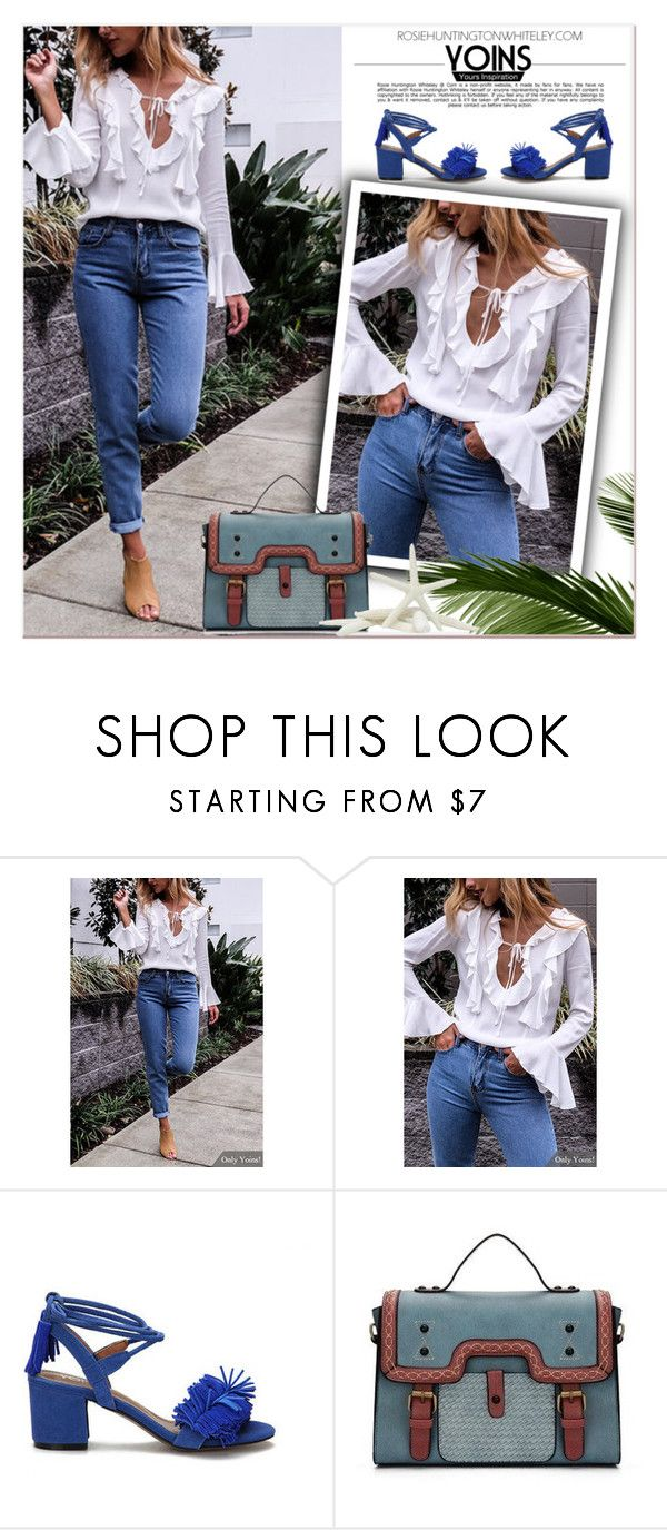 """""""YOINS"""" by janee-oss ❤ liked on Polyvore featuring Whiteley"""