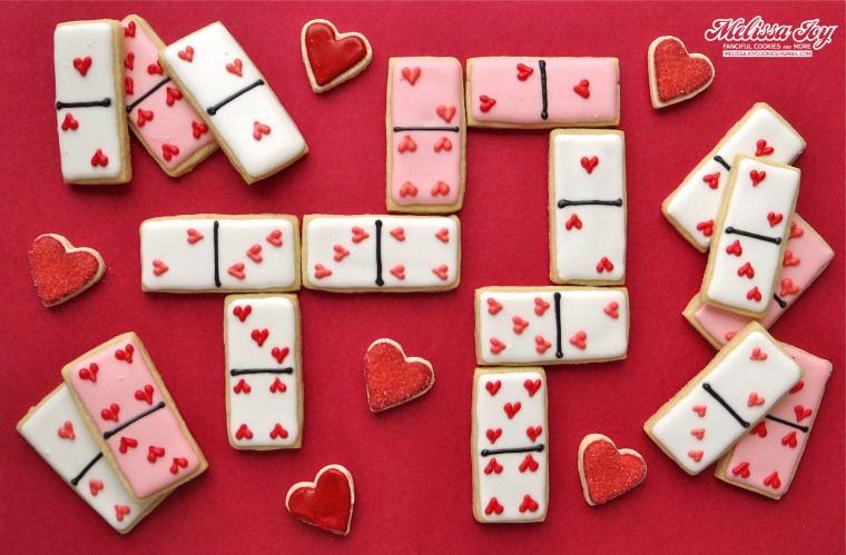 Valentine Dominó