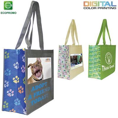 Promotional Nonwoven Motif Carryall Tote Bag Full Color Digital Pets Bags Advertising Customized Tote Ba Tote Bag Carryall Tote Promotional Bags