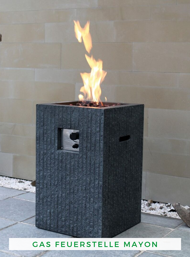 Gas Feuerstelle Mayon Gas Feuerstelle Feuerstelle Garten Feuerstelle