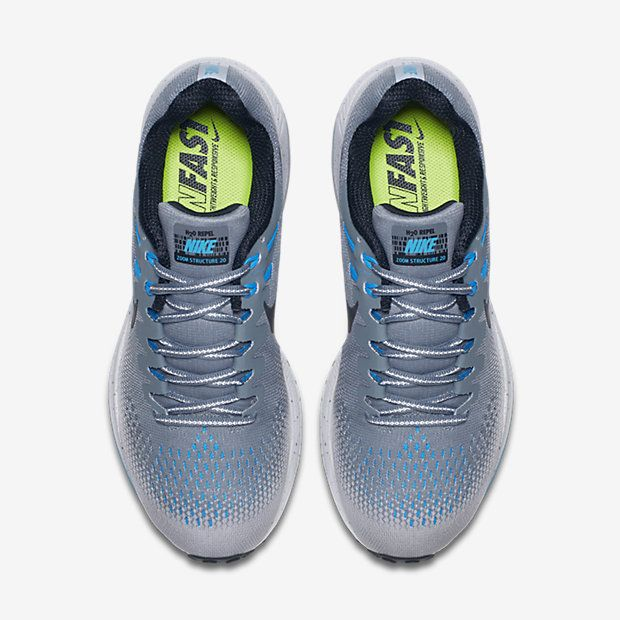 728c83d4f7c Nike Air Zoom Structure 20 Shield Men s Running Shoe