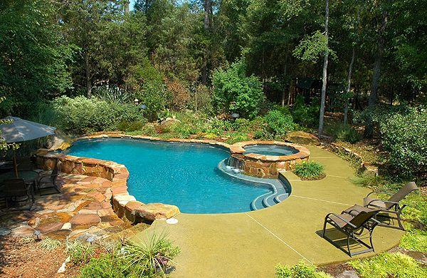 Pin On Awesome Inground Pool Designs