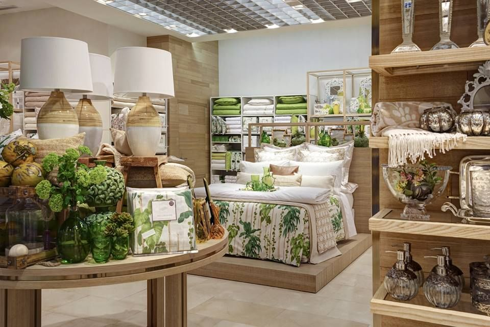 New Zara Home Store Milan Interior Visual Merchandising Bed And Table Display Zara Home Interiors Zara Home Bedroom Zara Home Kitchen