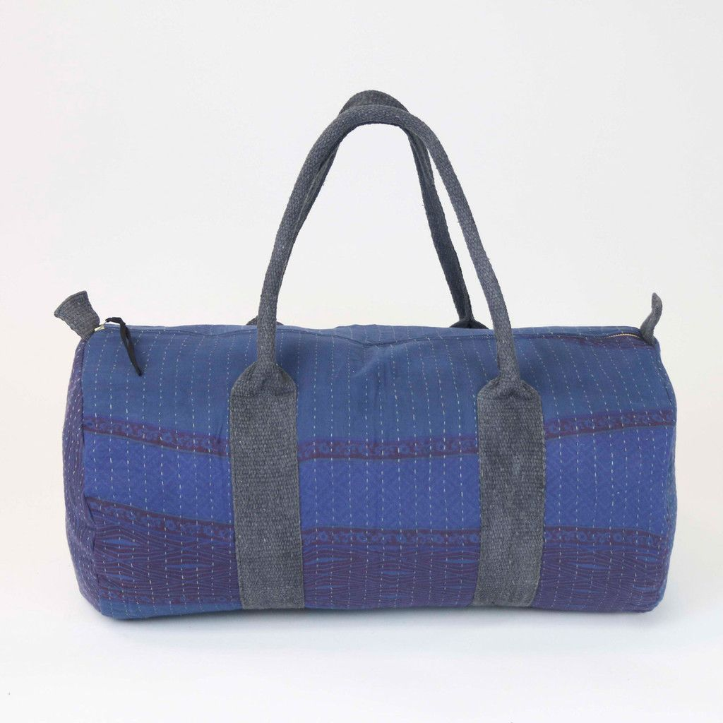 Weekender Indigo Bags, Ethical fashion accessories