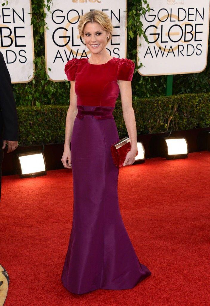 Julie Bowen In Carolina Herrera Flippin Sweet Dress Fun Fancy Dress Carolina Herrera Gown Pretty Dresses