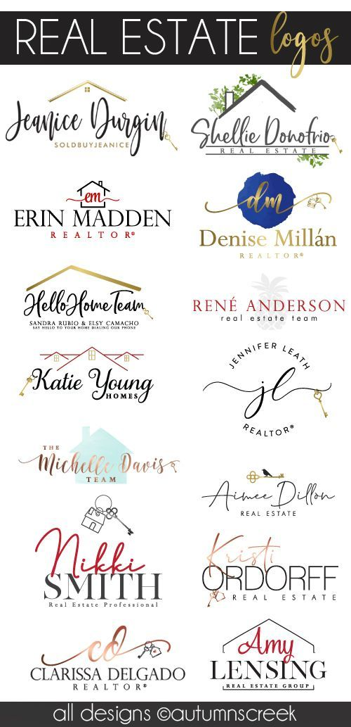 real estate logos best realtor logos realtor logos real estate branding