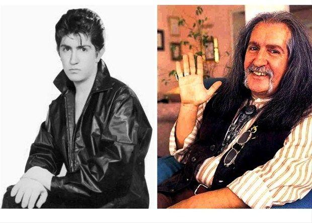 40 yıl aradan sonra ünlü sanatçılar Barış Manço