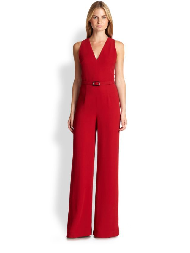 Ralph Lauren Red Jumpsuit Yahoo Search Keep It Simple Style