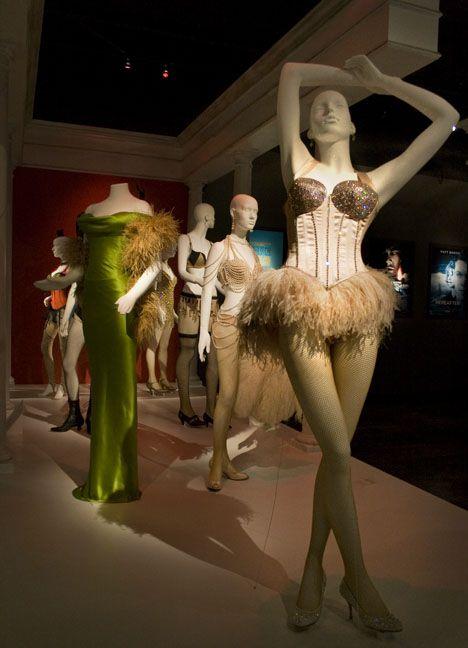 Costume sketches for the movie burlesque art to admire burlesque costumes designed by michael kaplan solutioingenieria Images