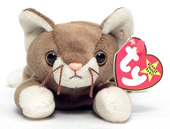 89ef1b5d634 Pounce - Cat - Ty Beanie Babies. I had a lot of these when I used to  collect them.