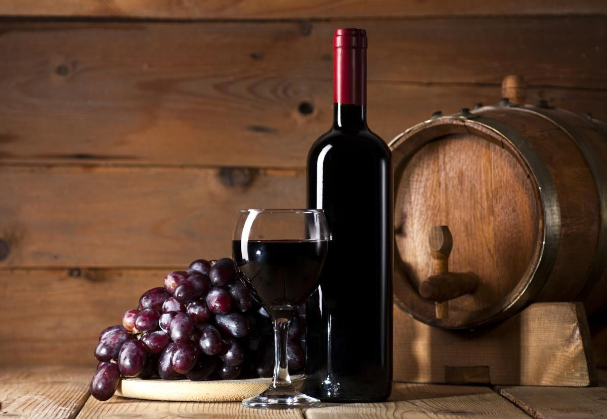 how to make wine with muscadine grapes