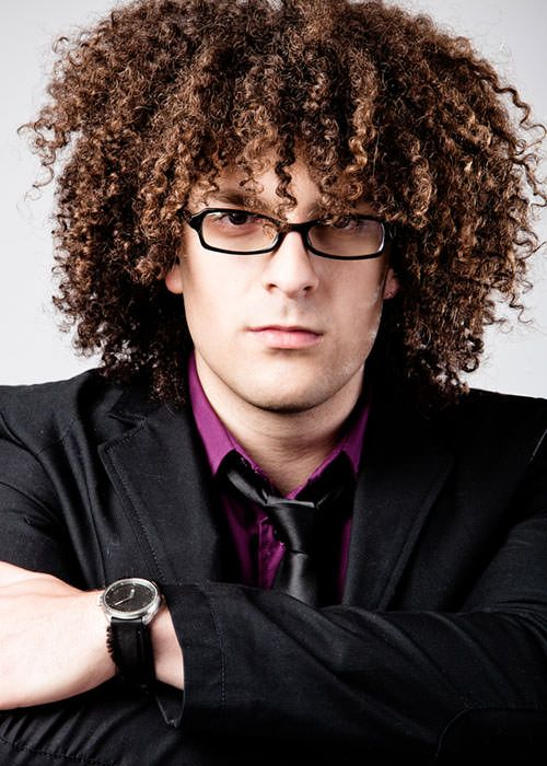 Surprising 1000 Images About Curly Guys On Pinterest Men With Long Hair Short Hairstyles For Black Women Fulllsitofus