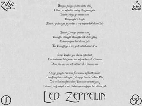 Gallows Pole Zeppelin Pinterest Gallows And Zeppelin