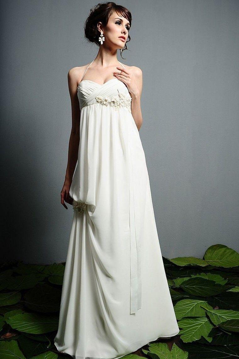 New arrival wedding dresses open back sheathcolumn halter sweep