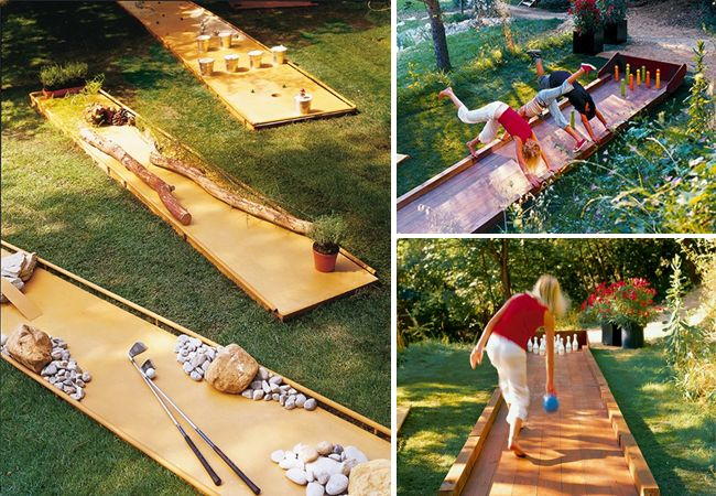 Super Fun DIY Projects For Backyard Play Our Daily Ideas - Backyard fun ideas