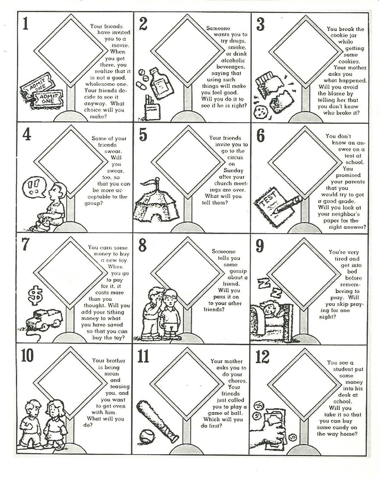 Primary 2 Manual Lesson 14 Dare To Choose The Right