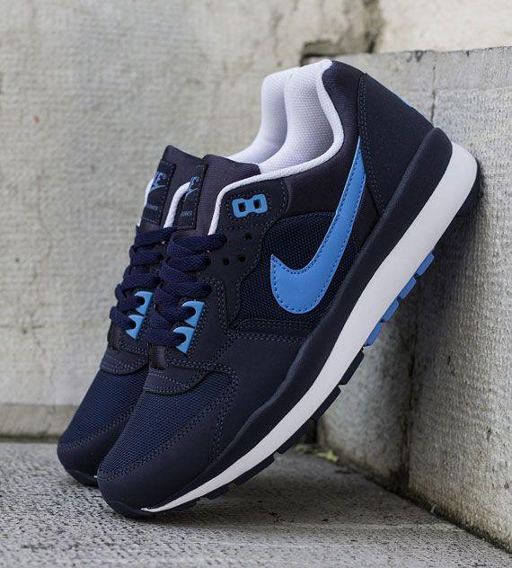 417ecedd8f9c4 Nike Air Windrunner TR 2 - Obsidian - University Blue - SneakerNews ...