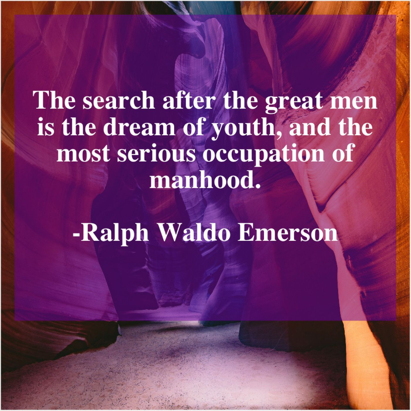 Ralph Waldo Emerson The Search After The Great David Arquette Ann Coulter Arizona Muse