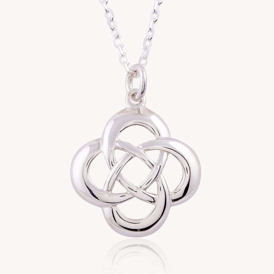 necklace love center celtic hero knot designs pendant black with loralyn product silver pewter
