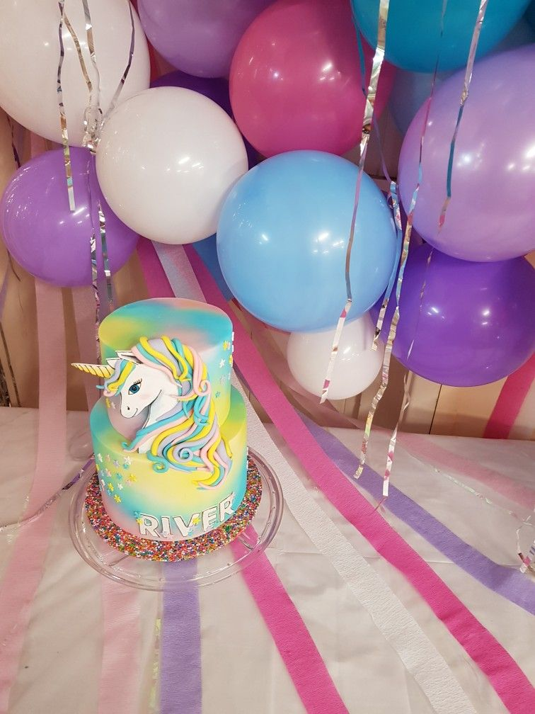 Baby shark party box Kids party themes, Party in a box