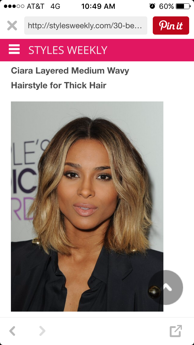 Hair Styles For Black Girls
