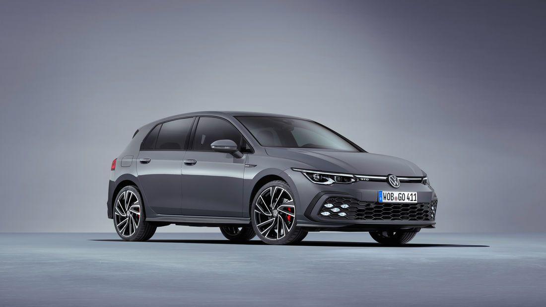 Vw Golf Gtd 2020 Weltpremiere Volkswagen Volkswagen Golf Und Auto Motor Sport