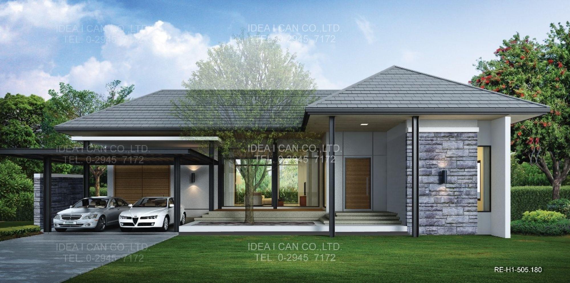 house single story house plans - Modern House Designs Single Floor