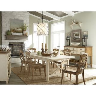 Shop For Panama Jack Millbrook Dining Table With 4 Side Chairs And Fascinating Panama Dining Room Design Ideas
