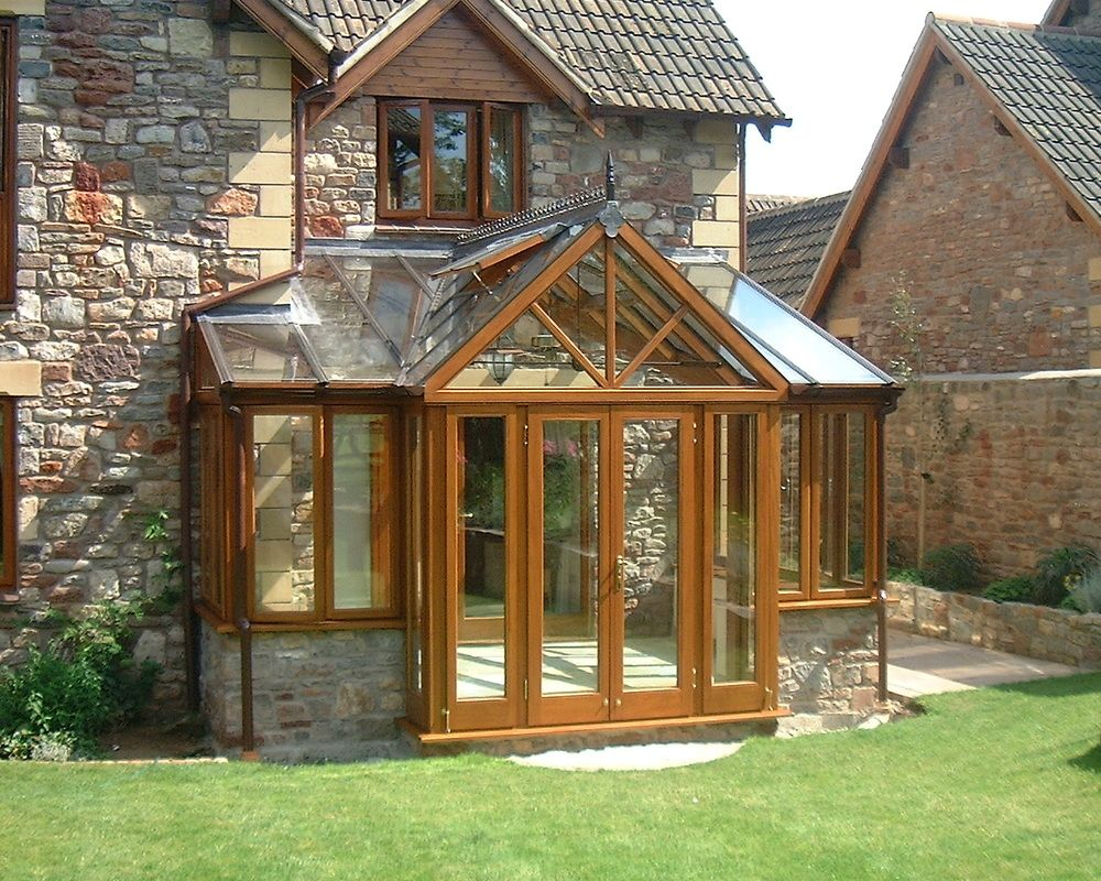 Best Hardwood Conservatory Gallery Timber Conservatory Photos Clifton Joinery With Images 400 x 300