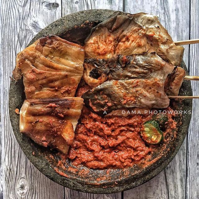 Resep Masakan Penyetan Ikan Pe Pari Asap Sambal Petis Resep Masakan Resep Masakan Indonesia Masakan