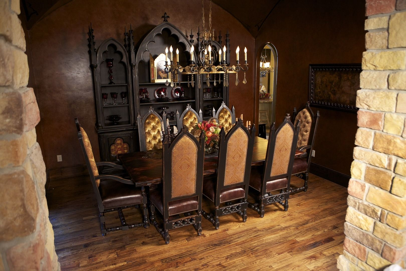 33+ Gothic style dining table ideas in 2021