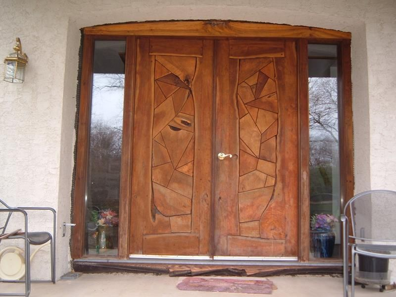 20 Stunning Front Door Designs Idea