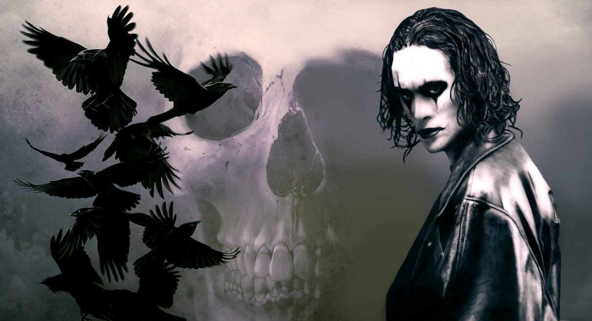 The Crow Wallpaper By Phantom3013 Cuervo Aerografias Y